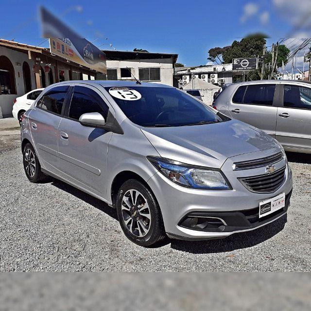 Chevrolet Onix LTZ 1.4 2013 Completo com GNV - Foto 2