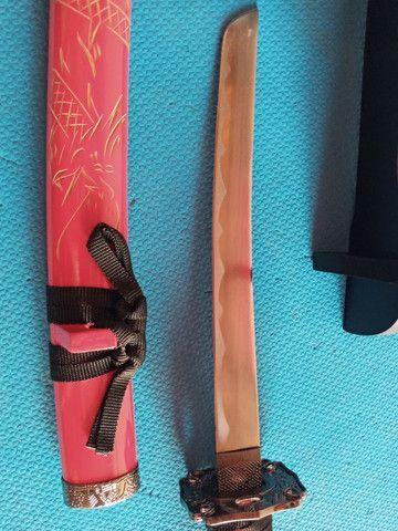 Katana tanto samurai ninja - Foto 3