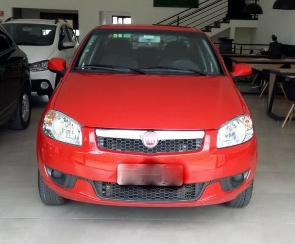 Fiat Siena EL, 1.0 Flex 2015