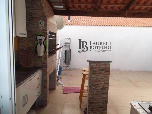 Vendo Linda Casa Mordas Club 2 -Dois Dormitórios,Alpendre Churrasqueira Perto Portaria - Foto 12
