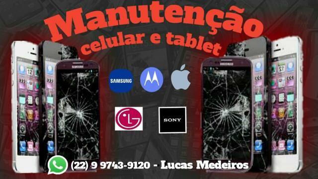 Técnico em manutenção em celular e tablet