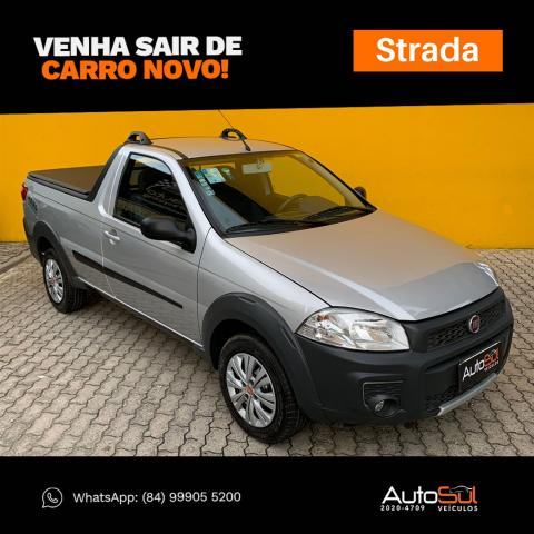 STRADA 2017/2017 1.4 MPI HARD WORKING CS 8V FLEX 2P MANUAL