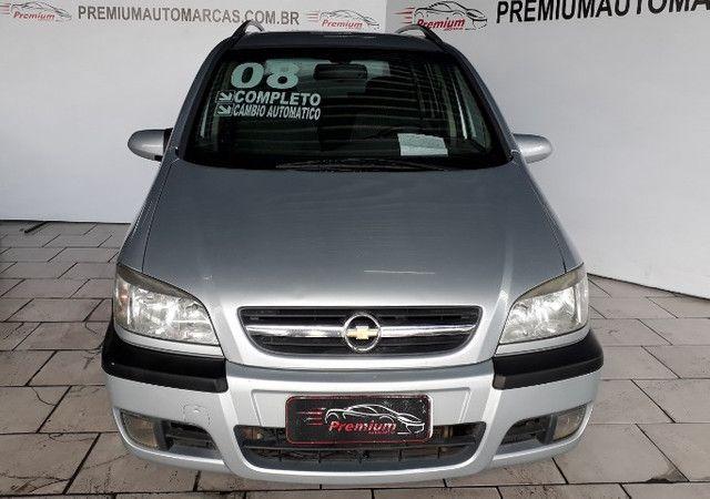 GM Chevrolet Zafira Elegance 2008 Automática 2.0 8V 07 Lugares Completa - Foto 5