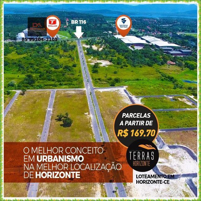 Lotes Terras Horizonte(Parcelas a partir de R$ 280,72)!! - Foto 8