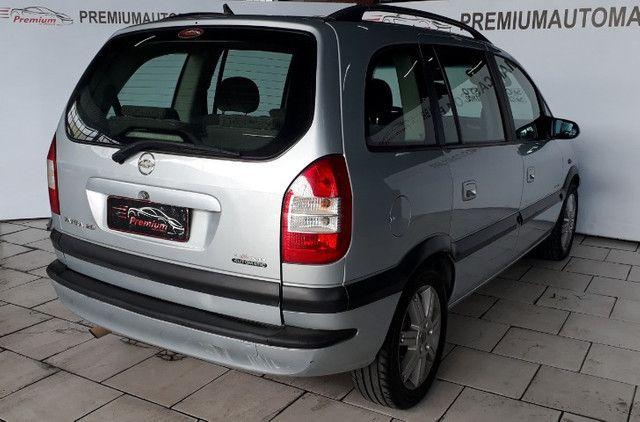 GM Chevrolet Zafira Elegance 2008 Automática 2.0 8V 07 Lugares Completa - Foto 3