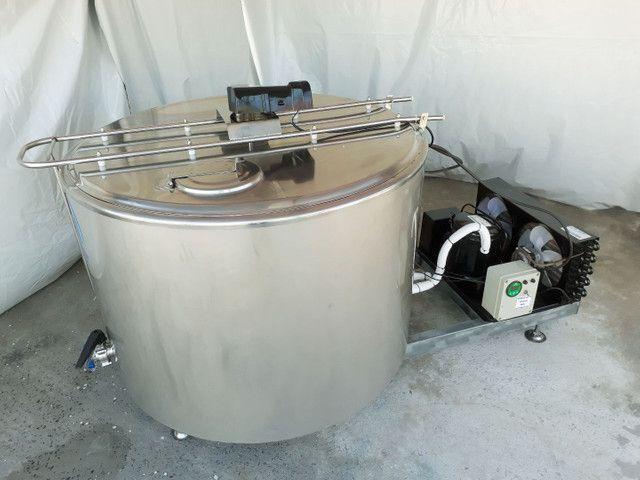 Resfriamento Tanquinho de leite Agranel 500 LITROS - Foto 3
