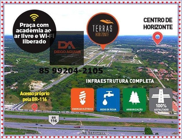 Loteamento Terras Horizonte#Adquira Já# - Foto 3