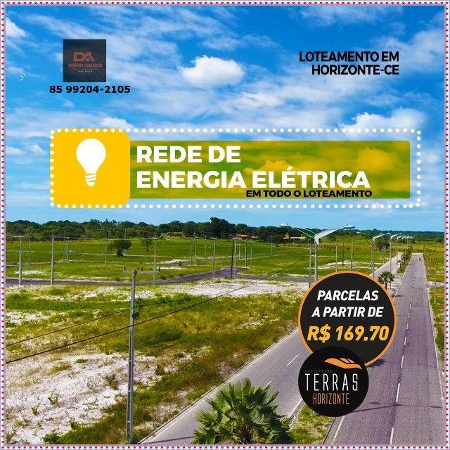 Loteamento Terras Horizonte#Adquira Já# - Foto 7