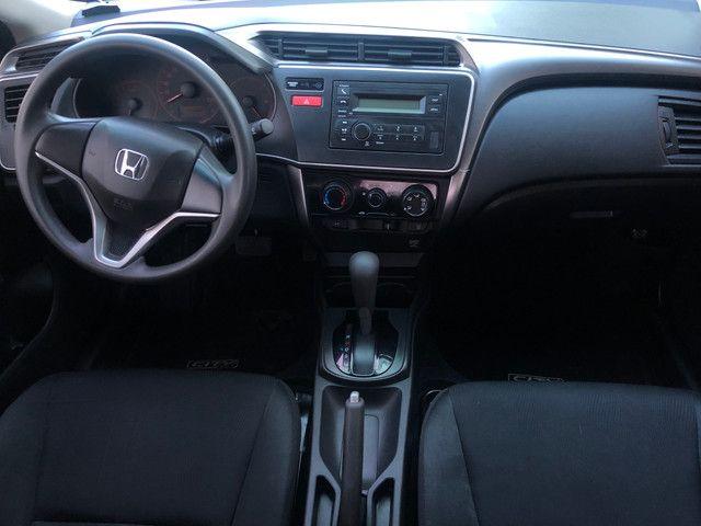 Raridade! Apenas 5.800km/ano! Honda City Aut 1.5 Oportunidade! - Foto 9