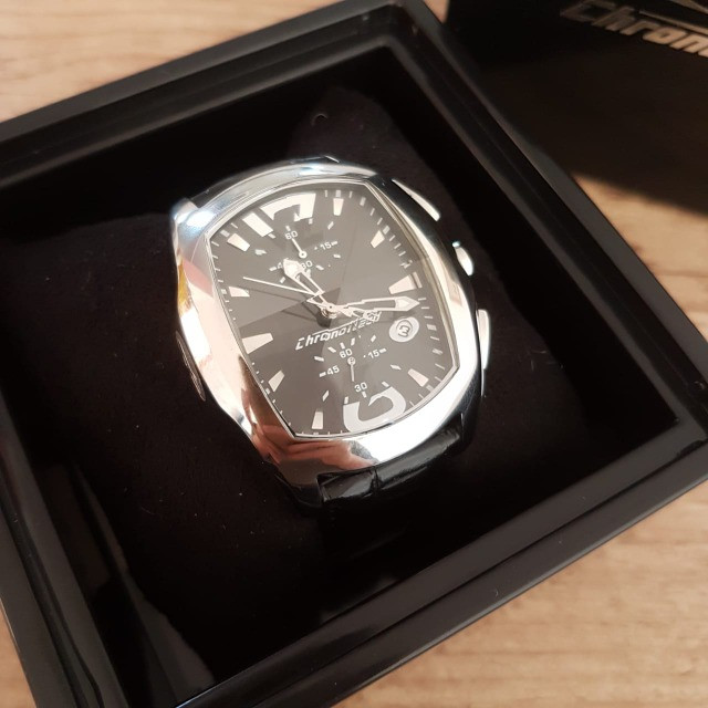 Relógio De Pulso Chronotech Prisma - Foto 2