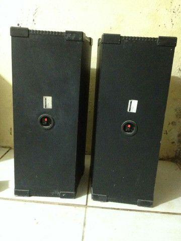 Caixa de som acústica - Foto 3