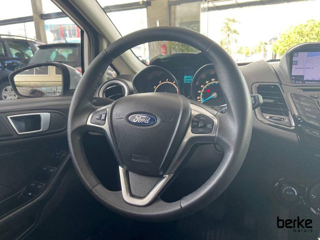 Ford New Fiesta Hatch TIT.Plus 1.6 16V Flex Aut. - Foto 9