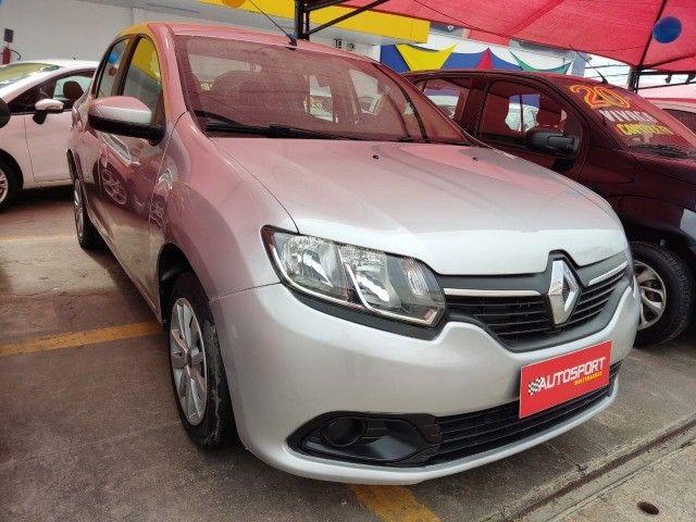 Renault Logan 1.6 2015 Exp Flex
