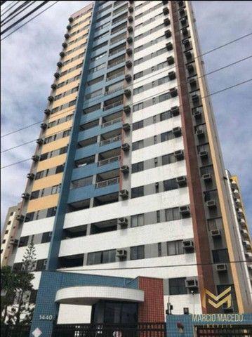 Aptº com 3 dormitórios à venda, 105 m² por R$ 550.000 - Fátima - Fortaleza/CE