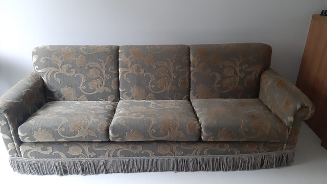 Sofa Conservado 3 lugares - Foto 2