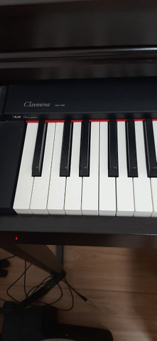 Piano eletronico , digital Yamaha CLP 440 - Foto 2