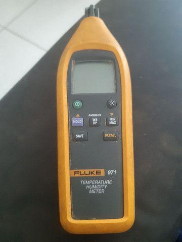Medidor de Temperatura e Umidade FLUKE 971