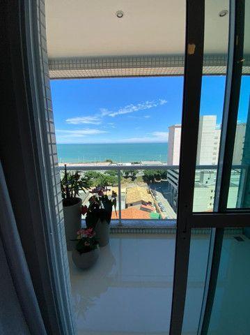 Apartamento 03 quartos sendo 01 suite vista mar em Macae - Foto 2