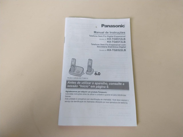 Telefone Sem Fio Panasonic - Foto 5