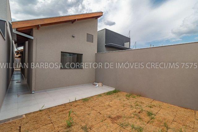 Casa nova com arquitetura moderna e cozinha americana no Rita Vieira 1! - Foto 16