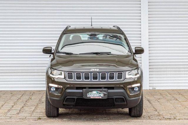 Jeep Compass 2018 longitude diesel 4x4 com pacote premium IPVA 2021 PAGO - Foto 2