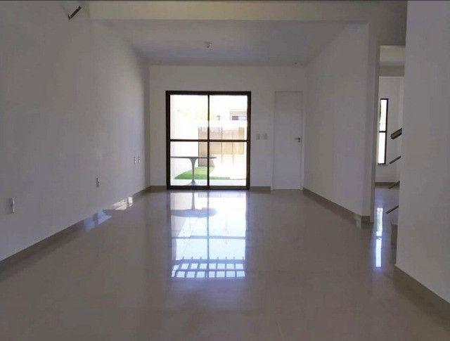 Espetacular casa de Esquina Eusébio 4 quartos 3 suítes  - Foto 4