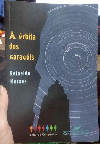 Livro A Órbita dos Caracóis