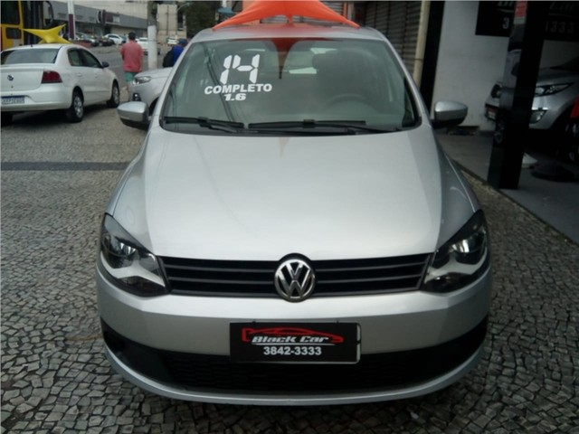 Volkswagen Fox 2014 1.6 mi 8v flex 4p manual - Foto 4