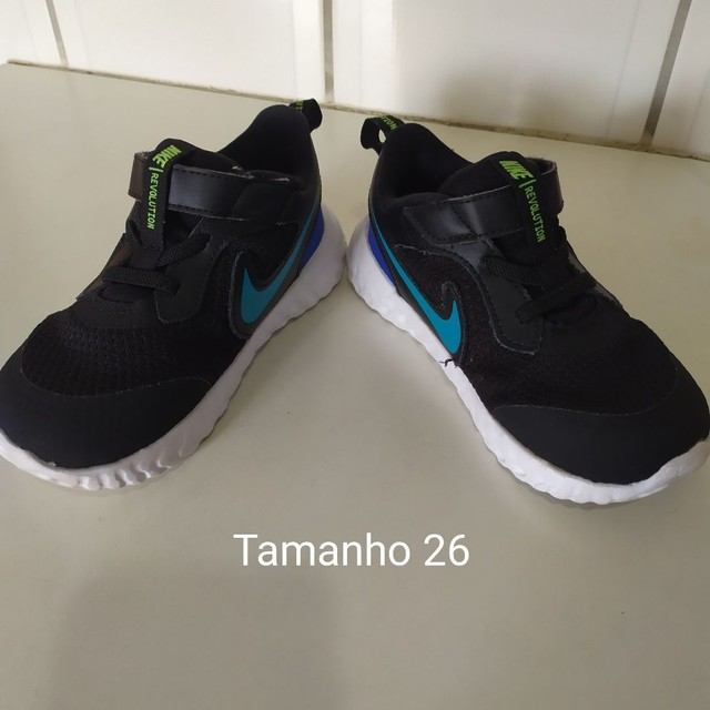 Dois tênis infantil por 100 reais - Foto 4