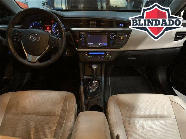 Toyota Corolla 2016 2.0 xei 16v flex 4p automático - Foto 7