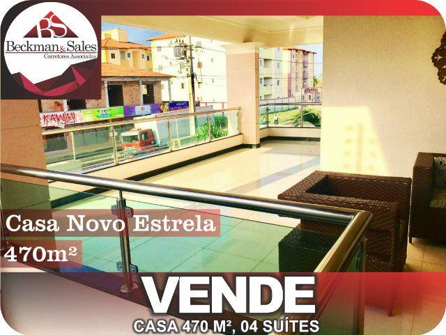 Belíssima Casa de 05 (Cinco) Suítes. - Foto 19