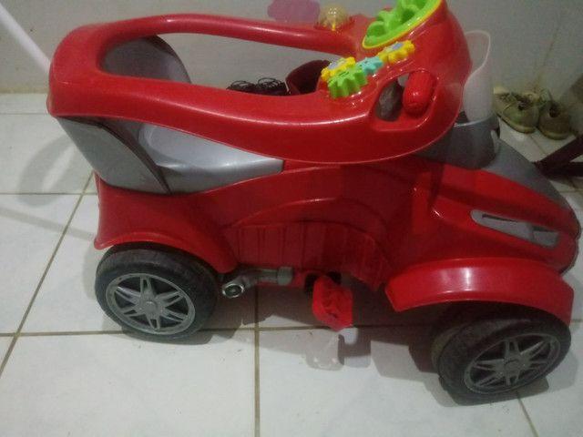 Carrinho para passeio com criança. - Foto 5