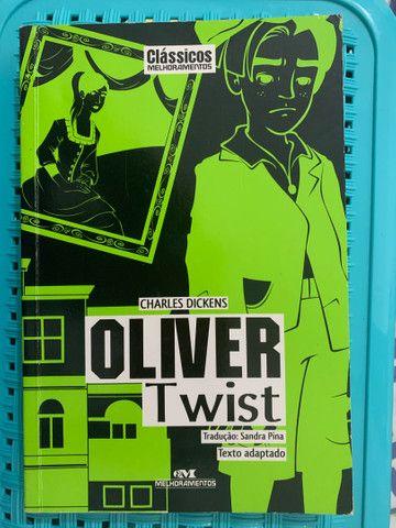 Livro Olivier twist