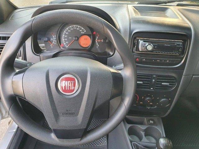 Fiat Strada 1.4 Hard Working 2018 Cabine Estendida Completa Único Dono - Foto 4