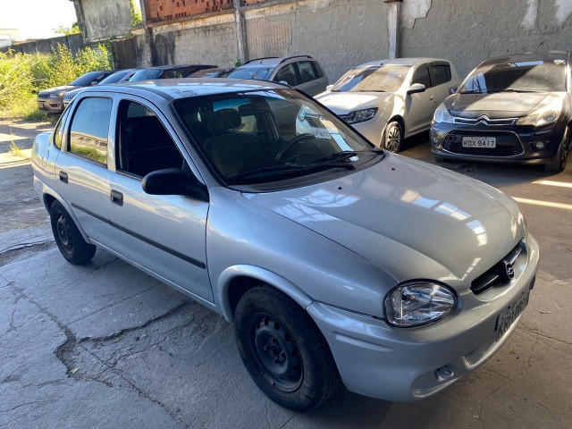Gm classic life1.0 completo + gnv + 2021 pago  - Foto 4