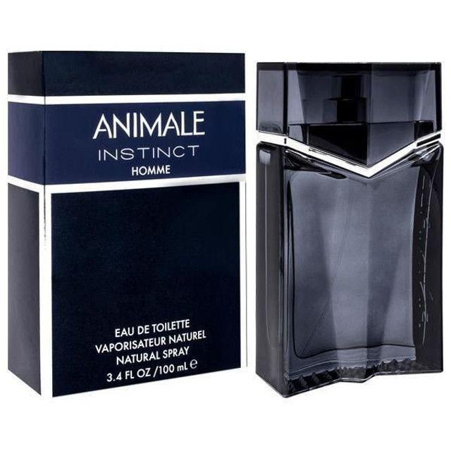 Perfume Instinct Homme 100ml Animale - Foto 2