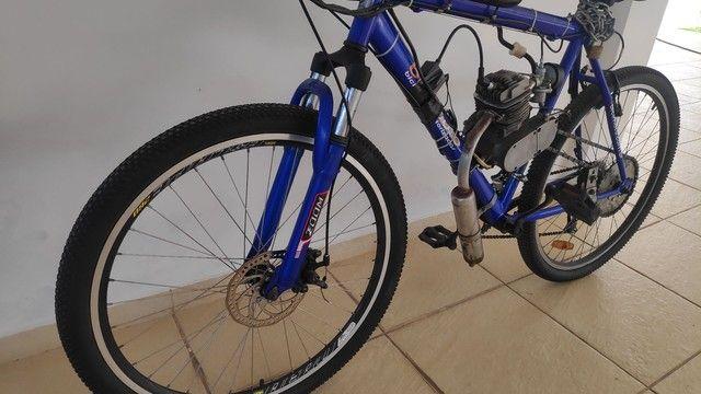 Bicicleta motorizada - Foto 4