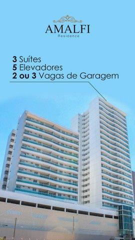 Apartamento para venda possui 107 metros quadrados com 3 quartos em Jóquei - Teresina - PI - Foto 12