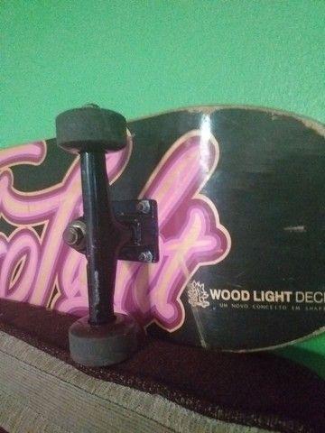 Skate Novo Pouco Usado - Foto 2