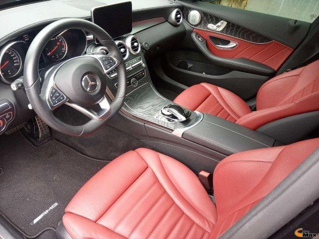 Mercedes C43 AMG - Aut.V6,  Bi-Turbo, Teto, 9.000Km - R$315.000,00 - Foto 7
