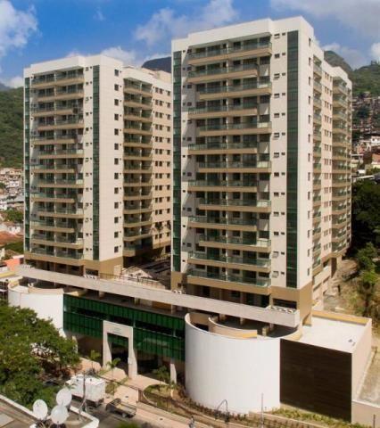 Apartamento de 2 quartos na Tijuca com 66m²