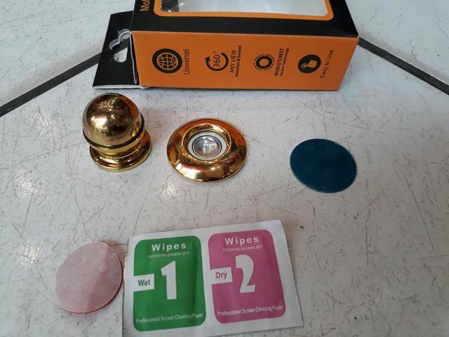 Suporte magnético para celular