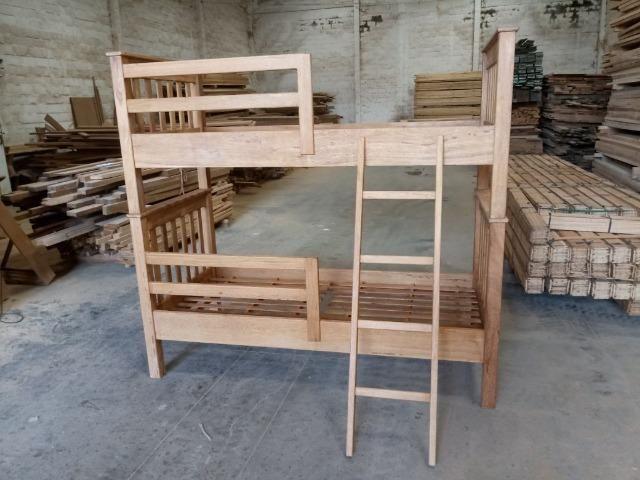 Beliche madeira de angelim - Foto 3