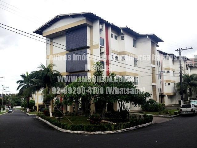 Apartamento com 3 quartos, 2 vagas, 120m² - Dom Pedro - Condomínio Parque Sabiá