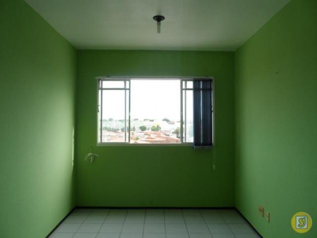 Apartamento para alugar com 3 dormitórios em Messejana, Fortaleza cod:26298 - Foto 2