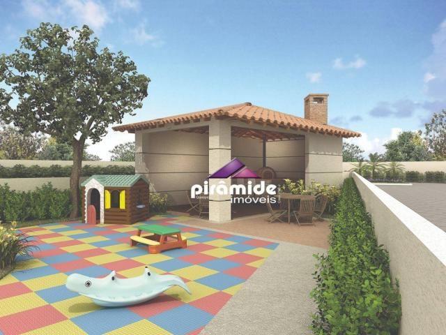 Apartamento com 2 dormitórios à venda, 55 m² por r$ 265.000,00 - jardim augusta - são josé - Foto 12