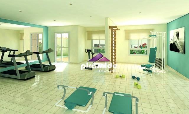 Apartamento com 2 dormitórios à venda, 55 m² por r$ 265.000,00 - jardim augusta - são josé - Foto 16