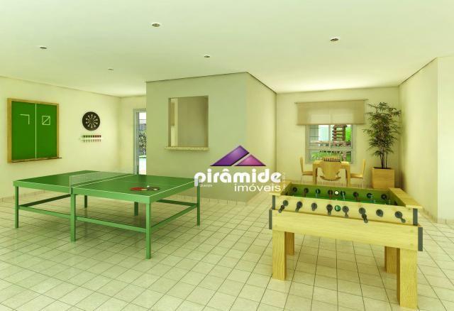 Apartamento com 2 dormitórios à venda, 55 m² por r$ 265.000,00 - jardim augusta - são josé - Foto 17