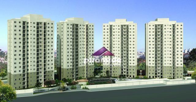 Apartamento com 2 dormitórios à venda, 55 m² por r$ 265.000,00 - jardim augusta - são josé - Foto 8