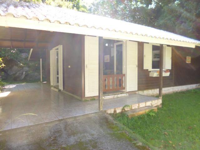 Alugo Casa mobiliada com três dormitórios na baia dos golfinhos em Gov Celso Ramos